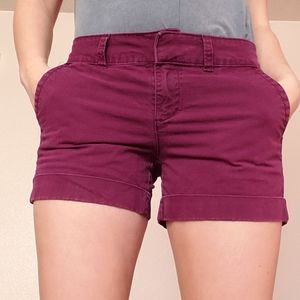 Pants - 🎉5 for $25 Maroon Chino Shorts